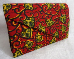 Red Envelope clutch purse, ankara clutch purse, Ankara print purse, Ankara fabric clutch, tribal accessories, tribal glam, tribal tribal purse, handmade clutch, Ankara handbag, african print handbag, african fabric, african bag